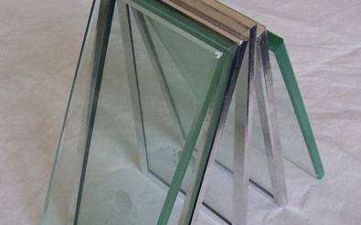 Fireproof glass